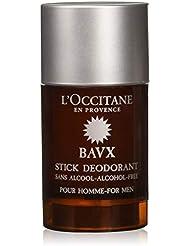 L'Occitane Aluminum Salts Free & Alcohol-Free Eau des Baux Deodorant for Men, 2.6 oz.