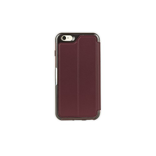 Otterbox Strada Series Leather Wallet Case For Iphone 6