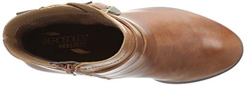 Aerosoles Womens My Time Boot Dark Tan Leather TTPZzldv