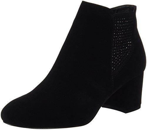 MTNG Originals 61363, Zapatos de Tacón con Punta Cerrada para Mujer Negro (PEACH NEGRO)