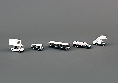 G2APS450 Gemini 200 Airport Service Vehicles Model Airplane by Daron