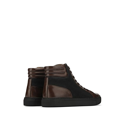 Kenneth Cole Reazione Mens Design 20778 Sneaker Marrone / Blac