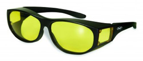 Image result for yellow tinted glasses
