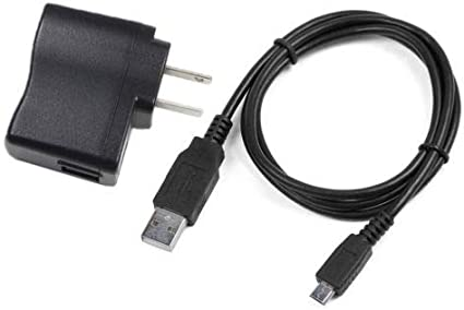 Extra Long AC Adapter Charger Power Cord for Amazon Kindle D00801 D01100 D0111