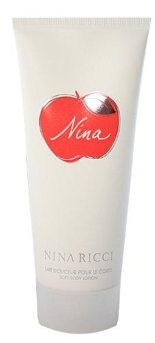 Nina Ricci Soft Body Lotion, 6.6 Ounce