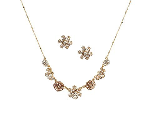 kate spade new york Mom Knows Best Frontal Necklace & Stud Earrings Boxed Set