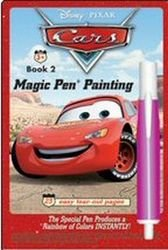 Disney's Cars Magic Pen Painting Book 2 by Lee Publications - Magic Pen Painting
