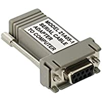Leviton 21A05-2 Serial PC Cable