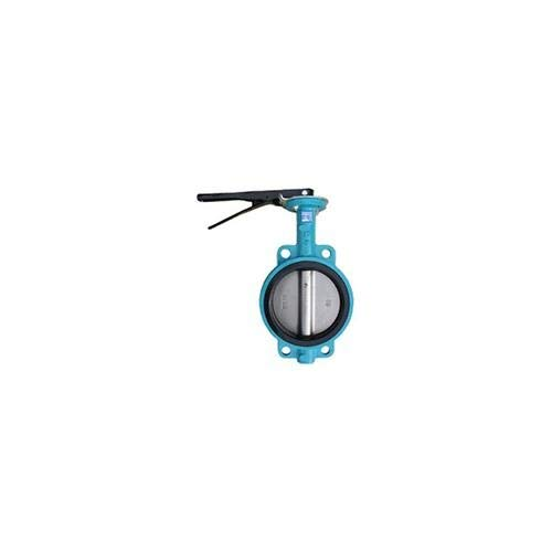 Pack of 2 pcs Titan BF75ISB0500 Wafer CI BF75-CI 5 Butterfly Valve