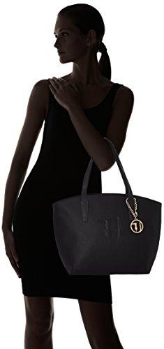 One Shoulder Bag Trussardi Women's Size Black Jeans vqFXtxHEw