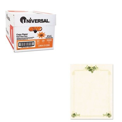 KITGEO46895SUNV21200 - Value Kit - Geographics Design Paper (GEO46895S) and Universal Copy Paper (UNV21200)