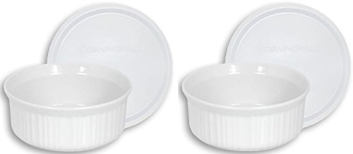 CorningWare French Pop Ins 16 Ounce Plastic product image