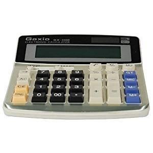 Safety Technology HC-CALCU-DVR Calculator Hidden Spy Camera with Built in DVR (Camera Calculator)