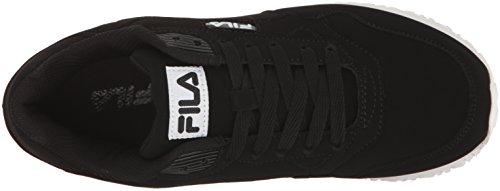 Chaussure De Randonnée Fila Womens Cress 2 Noir / Noir / Blanc
