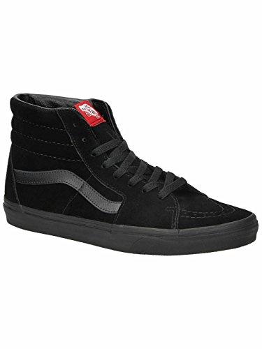 Zapatillas Sk8 Suede Vans Black Altas canvas Para Classic hi Hombre wZ1OXTqH