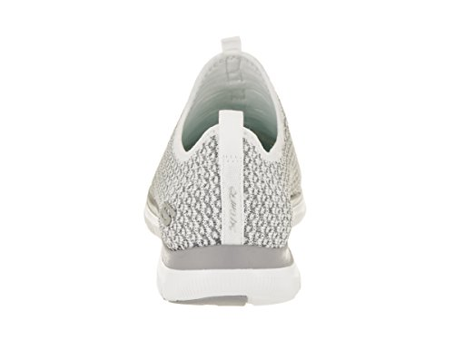 Damen 12904 Skechers Grau 12904 Sneakers Skechers 8v7wnF