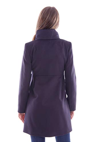 Mujer Fay Blue Coat And Romantic Wool In Cashmere Op0Fqw