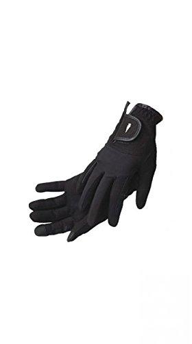 Kerrits Gloves (Kerrits Flex Sport Glove Black Size: Extra Large)