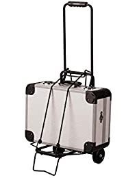 f260216c4 Portable Folding Luggage Cart - Trolley Shopping Travel Compact Hand  Carrier Bag - Folding Hand Truck