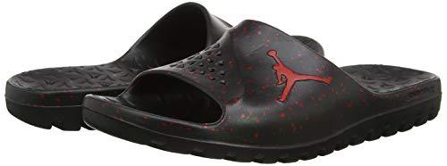 De Jordan Plage Piscine Et Noir 062 Super noir Chaussures Universit Team Nike fly Rouge 5qXwxCRcIE