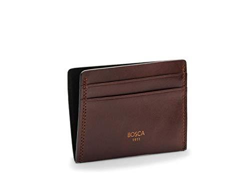 Bosca Mens Dolce Collection - Weekend Wallet (Dark ()
