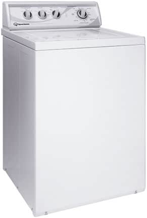 Amazon.com: Speed Queen 3.3 Cu. Ft. White Top Load Washer ...