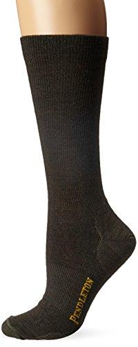 Pendleton Womens Solid Trouser Socks