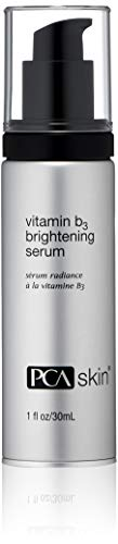 PCA SKIN Vitamin B3 Brightening Serum – 6% Niacinamide, Nighttime Antioxidant Serum Brightens Dark Spots & Discoloration…