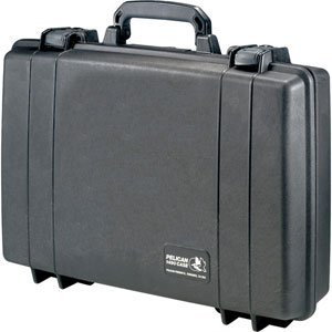 Pelican 1490CC1 Laptop Case (Black) by Pelican