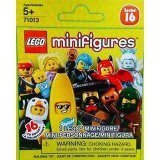 LEGO Minifigures Series 16 Bundle Set of 6 (Characters May Vary) (For Men Boxers Lego)