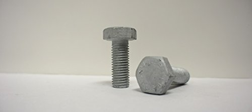 USA PT 7//8-9 X 8-1//2 Unytite A325 Type 1 Heavy Hex Structural Bolt Coarse Plain Finish