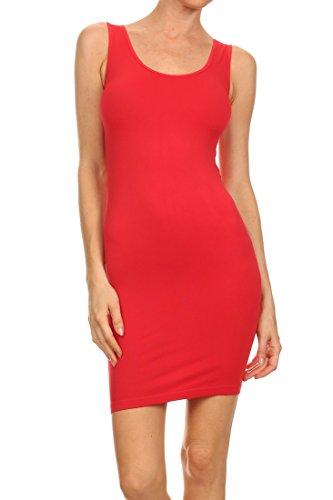 Dress Red Women's Seamless ICONOFLASH Tank qRzHTnwZwp