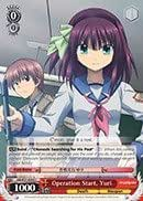 Amazon.com: Weiss Schwarz - Operation Start, Yuri - AB/W31