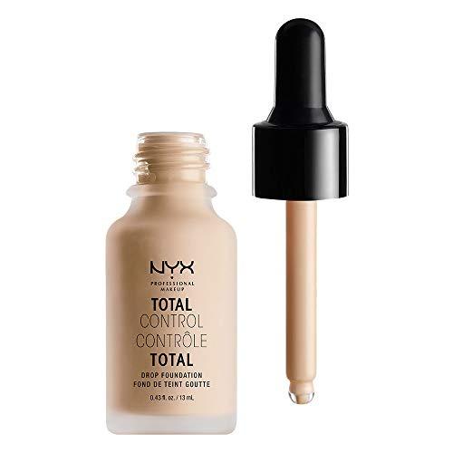 NYX PROFESSIONAL MAKEUP Total Control Drop Foundation, Vanilla