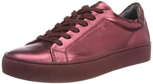 Vagabond Sneaker Marrone 81 Donna Zoe Metal wine rBc8r1