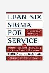 Lean Six Sigma for Services (Executive Overview) Paperback