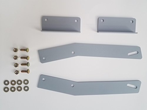 Jeep-Cherokee-LED-Light-Bar-Mounting-Bracket-kit-for-52-Primed-84-01-XJ