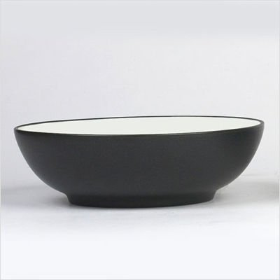 - Noritake Colorware Soup/Cereal Bowl, Graphite
