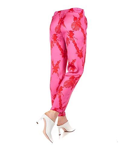 Pantalon Femme Olt008ssr0072021 Ballantyne Rose Soie 6Yf7gby