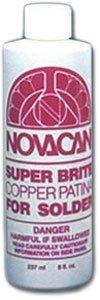 Super Brite Copper Patina For Solder