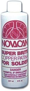 Super Brite Copper Patina For Solder by Novacan (Image #1)