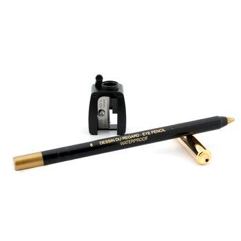 Yves Saint Laurent DESSIN DU REGARD WATERPROOF - Long-Lasting Waterproof Eye Pencil 8 Luminescent Gold 0.04 oz