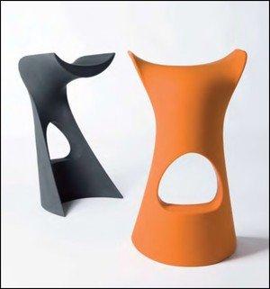 mode designer 92eff 911e2 Tabouret de bar Slide Koncord: Amazon.fr: Jardin