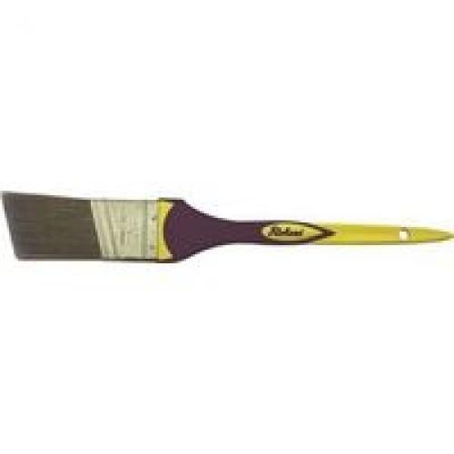 11//2 Richard 80840 Connoisseur Elegance Series Angular Paint Brush with SoftGrip Handle