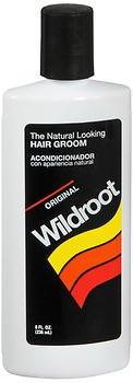 Hair Groom Liquid - Wild Root Hair Groom Liquid, 8 oz. (Pack of 2)
