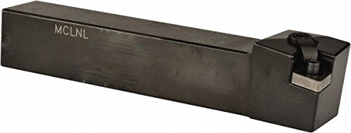 CNM Style Left Hand Cobra Carbide MCLNL Indexable Turning Toolholder 1-1//4 Square Shank