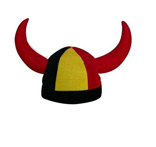 Oktoberfest Costumes Germany (Germany Oktoberfest World Cup Party Hat - Viking)