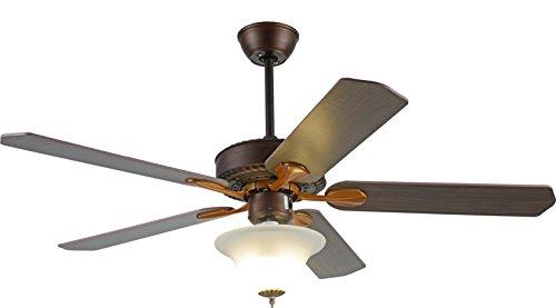 Induxpert Ceiling Fan with 3 Lights, 52