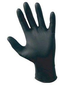 sas-safety-66519-raven-powder-free-disposable-black-nitrile-6-mil-gloves-extra-large-100-gloves-by-w