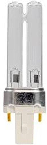 5 Watt Ushio 3000321 Compatible UV Sterilizer/Germicidal Lamp 5W G23 UVGI Bulb